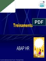 Treinamento ABAP-HR Apresentacao