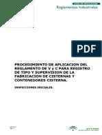 Mercancias Guia de Inspecciones Periodicas de Cisternas