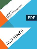 Doenças Neurodegenerativas