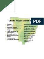 Cardapio Region