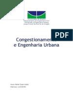 Congestionamento e Engenharia Urbana
