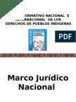 Marco Juridico Nacional e Internacional de Los Pueblos Indígenas