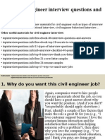 Top10civilengineerinterviewquestionsandanswers 150328004155 Conversion Gate01