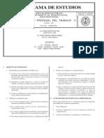 239 Derecho Proc Del Trabajo II