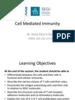 4-Cell Mediated Immunity