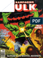 The Rampaging Hulk 01 Vol 1
