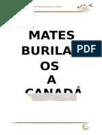 Venta de Mates Burilados a Canada