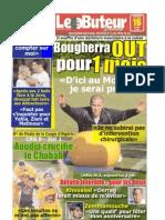 LE BUTEUR PDF du 16/03/2010