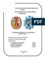 Estructu Informe Final Tambo