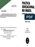 Politica Educacional Brasil
