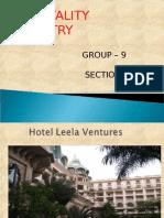 Intercontinental Hotel Groups