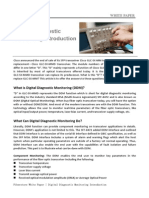 Fiberstore-White Paper-Digital Diagnostic Monitoring (DDM) Introduction