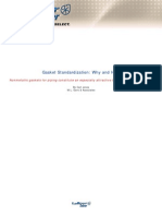 Gasket Standardization