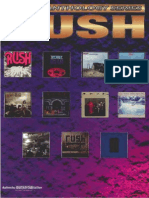 28782 Rush Guitar Anthology Series