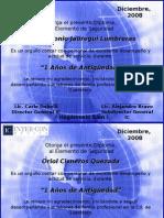 Diplomas Antiguedad Personal Reynosa