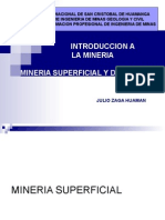 6.2.Mineria Superficial y Carbon