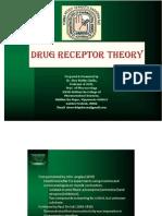 Drug receptor theories.ppt