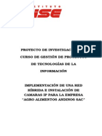 Proyecto Agro Andinos - Final