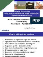 Ethanol Industrial Processing