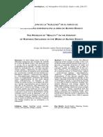 BELVEDERE_El Problema de La Realidad en El Marco de La Influencia Hispánica en La Obra de Alfred Schütz