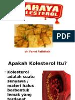 KOLESTEROL ppt