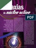 Galaxias de Nucleo Activo