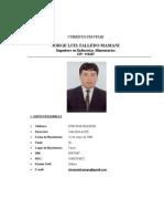 Currículum Vitae Talledo2