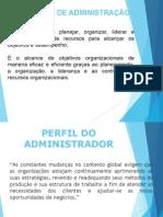 Fundamentos Da Admnistracao - Unidade 1