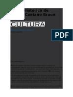 Histórico de Jayme Caetano Braun