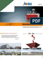 manual maquinas extrusoras