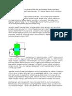 Semikonduktor Tipe p Di Sini Disebut Subtrat p Dan Biasanya Dihubung Singkat Dengan Source