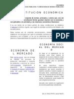 La Constitucion Economica