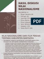 Resume Film Bantange