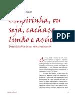 Brasilidades Caipirinha