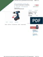 Bosch gsr 36 v-li Professional