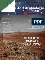 Compendio Astrobiología  Perú