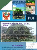 Determinacion de La Quinina en La Orina (1)