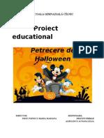 Proiect Halloween 2014