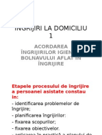 1. Ingrijiri La Domiciliu