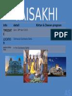 Vaisakhi Poster