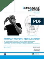 Portrait Factory Michel Paysant
