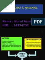 Nurul Azmi (Interaksi Obat Dan Makanan)
