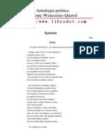 Querol, Vicente W. - Antologia Poetica