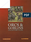 Warhammer Orcs & Goblins Collectors Guide 2003