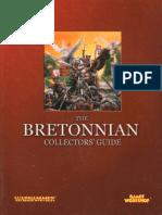 Warhammer Bretonnian Collectors Guide 2005