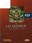 Warhammer Lizardmen Collectors Guide 2005