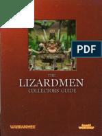 Warhammer Lizardmen Collectors Guide 2005