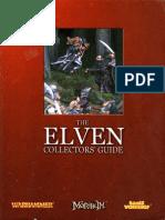 Warhammer Elven Collectors Guide 2006