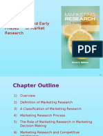 Introduction and Early Phases of Market Research