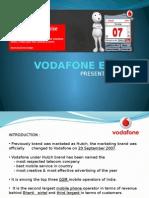 Presentation on Vodafone Essar